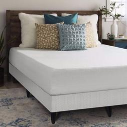 Crown Comfort 10-inch Memory Foam Mattress and Box Spring wi