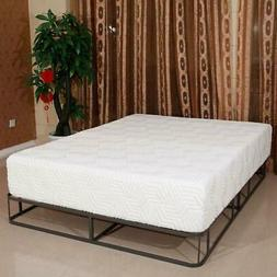 "12"" inch Queen COOL MEDIUM-FIRM GEL Memory Foam Mattress Bed"