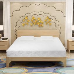 "14"" inch Queen Size Cool Medium Firm Memory Foam Mattress 2"