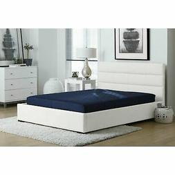 "6"" Quilted Mattress Full Size Memory Foam Home Bedroom Bed S"
