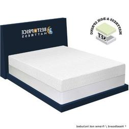 "Best Price Mattress 8"" Memory Foam Mattress and New Innovati"