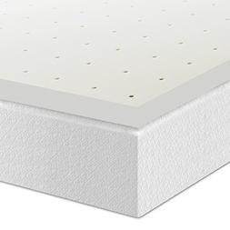 Best Price Mattress Twin Mattress Topper - 2 Inch Memory Foa