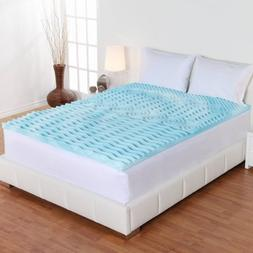 "Comfort Rx 2"" Orthopedic Foam Mattress Topper, Multiple Size"