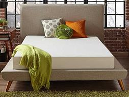 Live & Sleep Classic RV Short Queen Mattress, Memory Foam Ma