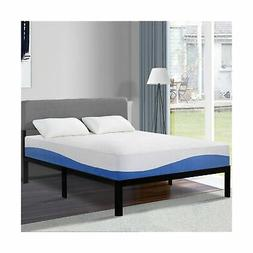 Olee Sleep 10 Inch Cool I Gel Infused Memory Foam Mattress B