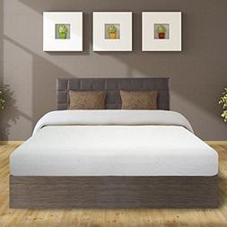 "Best Price Mattress 8"" Air Flow Memory Foam Mattress, Full,"