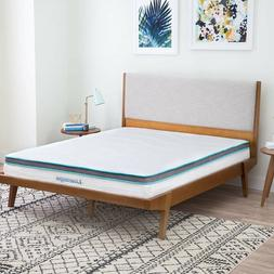 All Types 8-Inch Bed Mattress Increased Sleep Comfort Plush