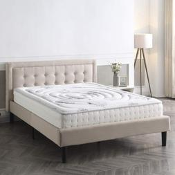 Classic Brands Decker Hybrid Memory Foam and Innerspring 10.