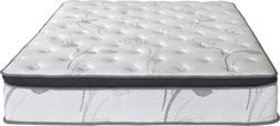 Olee Sleep 13 inch Firm Gel Infused Euro Box Innerspring Mat