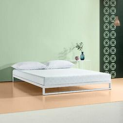 Zinus Gel Infused Green Tea Memory Foam Mattress, Full Twin
