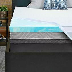 Sealy Performance 3-Inch Gel Memory Foam Mattress Topper Was