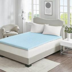 Sleep Philosophy Flexapedic Gel Memory Foam Mattress Protect