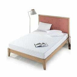 Zinus 8 Inch Gel-Infused Green Tea Memory Foam Mattress Twin