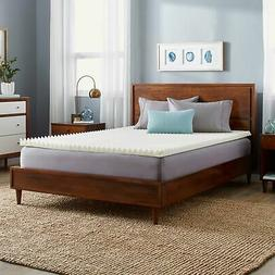 Slumber Solutions Highloft Cool 2-inch Memory Foam Mattress