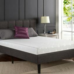 Memory Foam Mattress Queen Size 6 Inch In A Box Comfort Bed