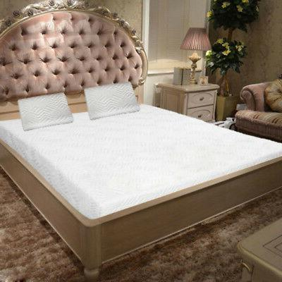 "10"" Size Medium-Firm Bed White"