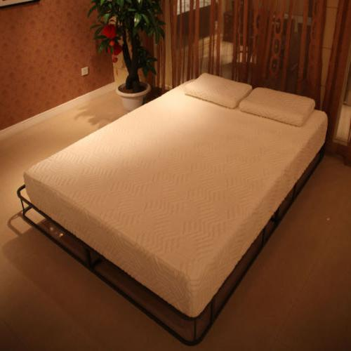 "10"" 3-Layer COOL Mattress and Cover"