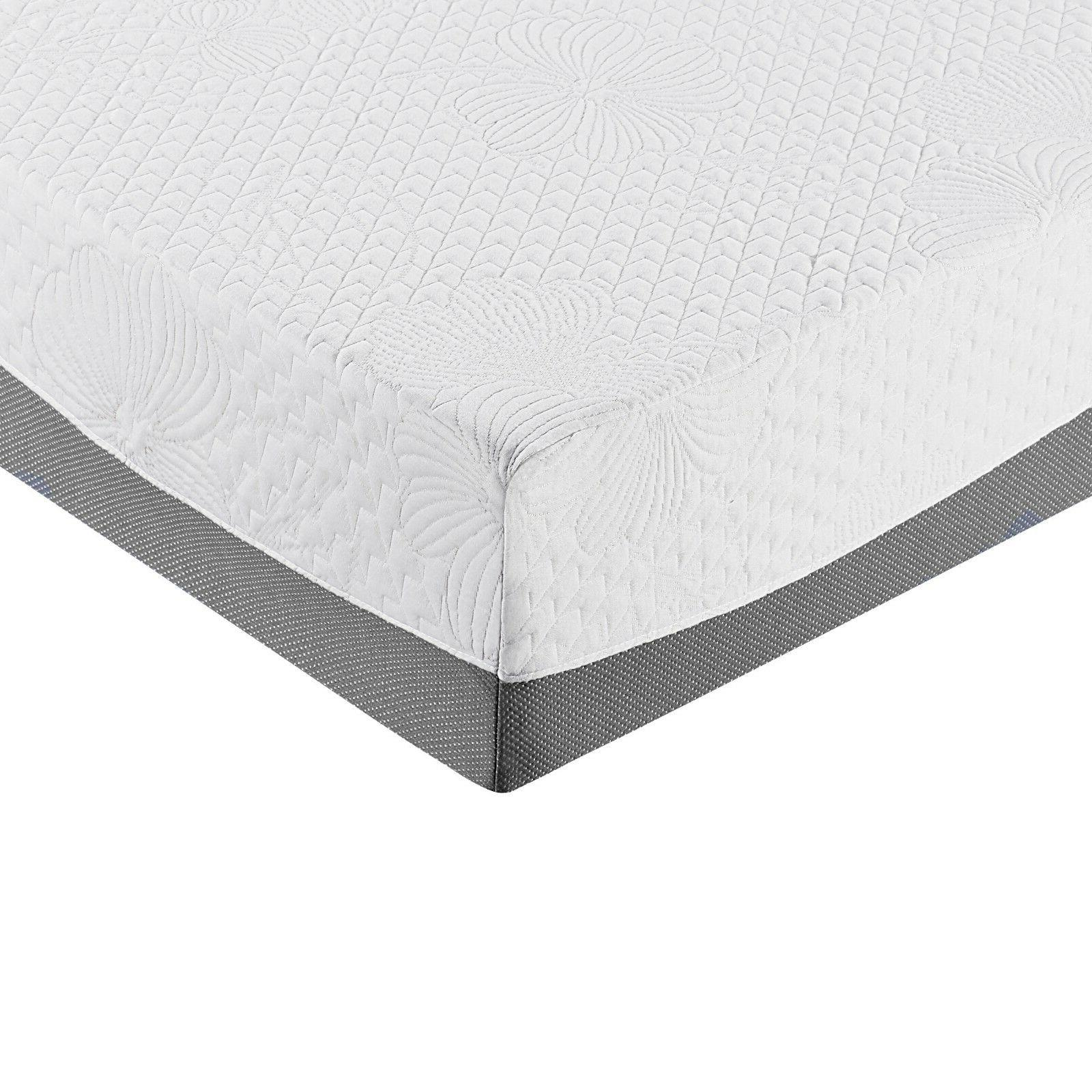 SLEEPLACE 10 GEL Memory Foam Mattress