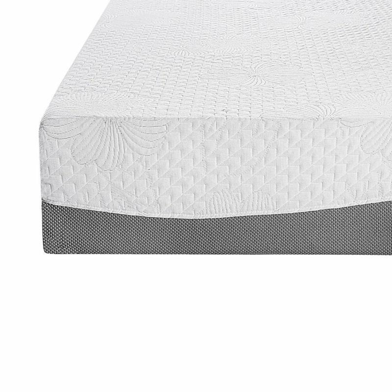 Olee Grey I Top Memory Foam 10FM02Q