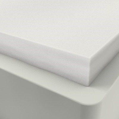 "3"" QUEEN SIZE COMFORT SELECT 5.5 MEMORY FOAM MATTRESS PAD, B"