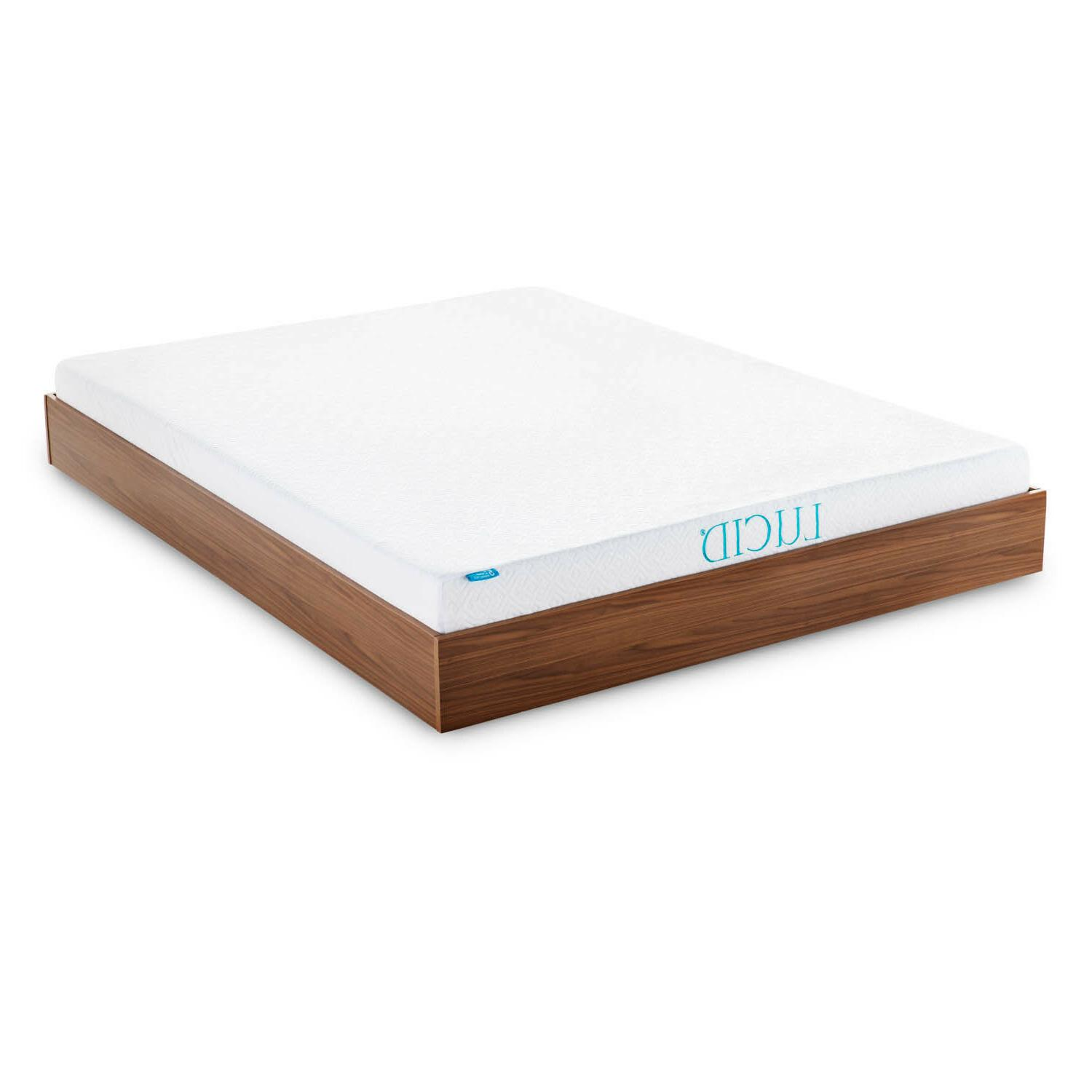 LUCID BED MATTRESS Memory Foam Bed Twin Twin XL Full