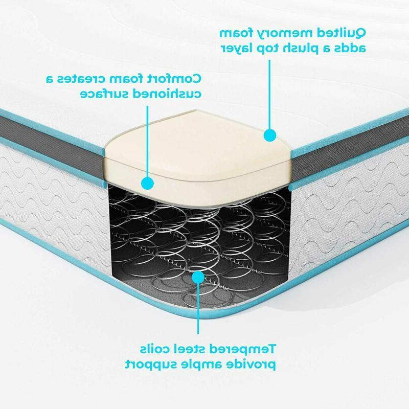 LINENSPA Foam Mattress