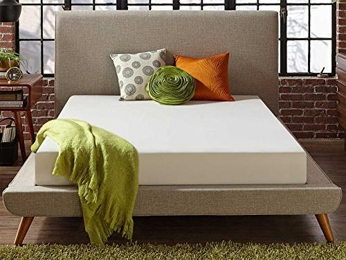 Live and Sleep Classic Mattress - Queen Size Memory Foam Mat