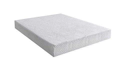 Olee Inch I-gel Multi Layered Foam Matress
