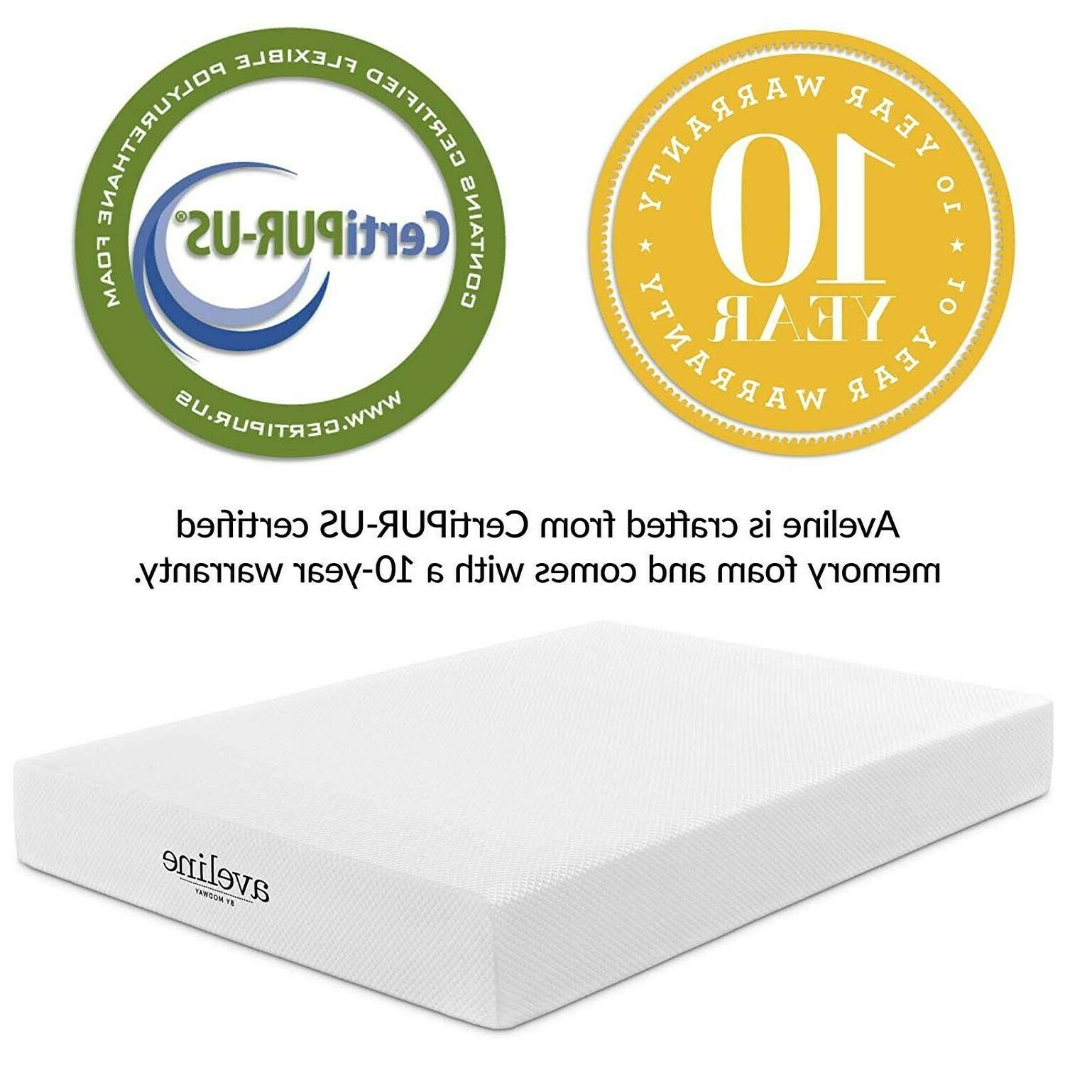 Modway Infused Memory Queen Mattress