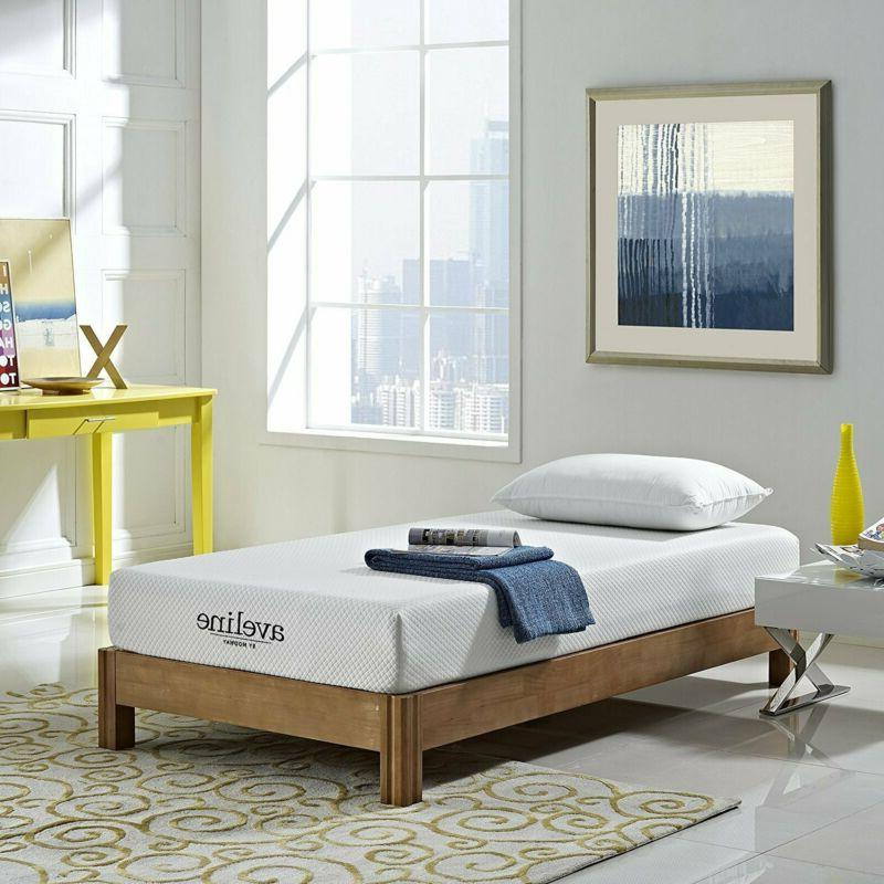 Modway Aveline Infused Memory Foam Mattress