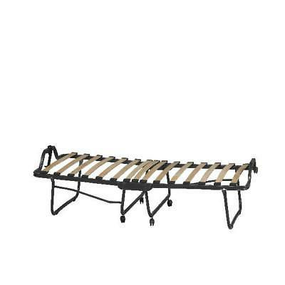 """Rollaway Cot-Size with 4.5"""" Memory Mattress Durable"""