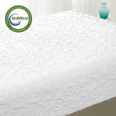 Spa by Theratouch Memory Foam Mattress,