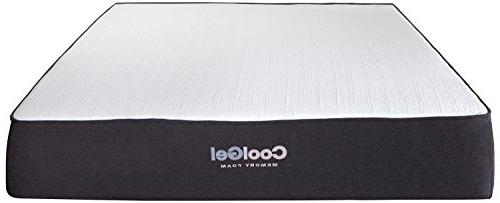 "Cool 10.5"" Gel Memory Foam Multiple"