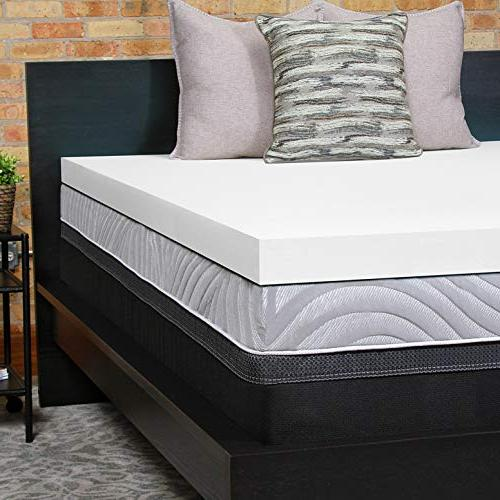 essentials firm support foam mattress