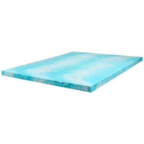 Sealy Performance 3-Inch Memory Foam Washable Cover, 5 Warranty,
