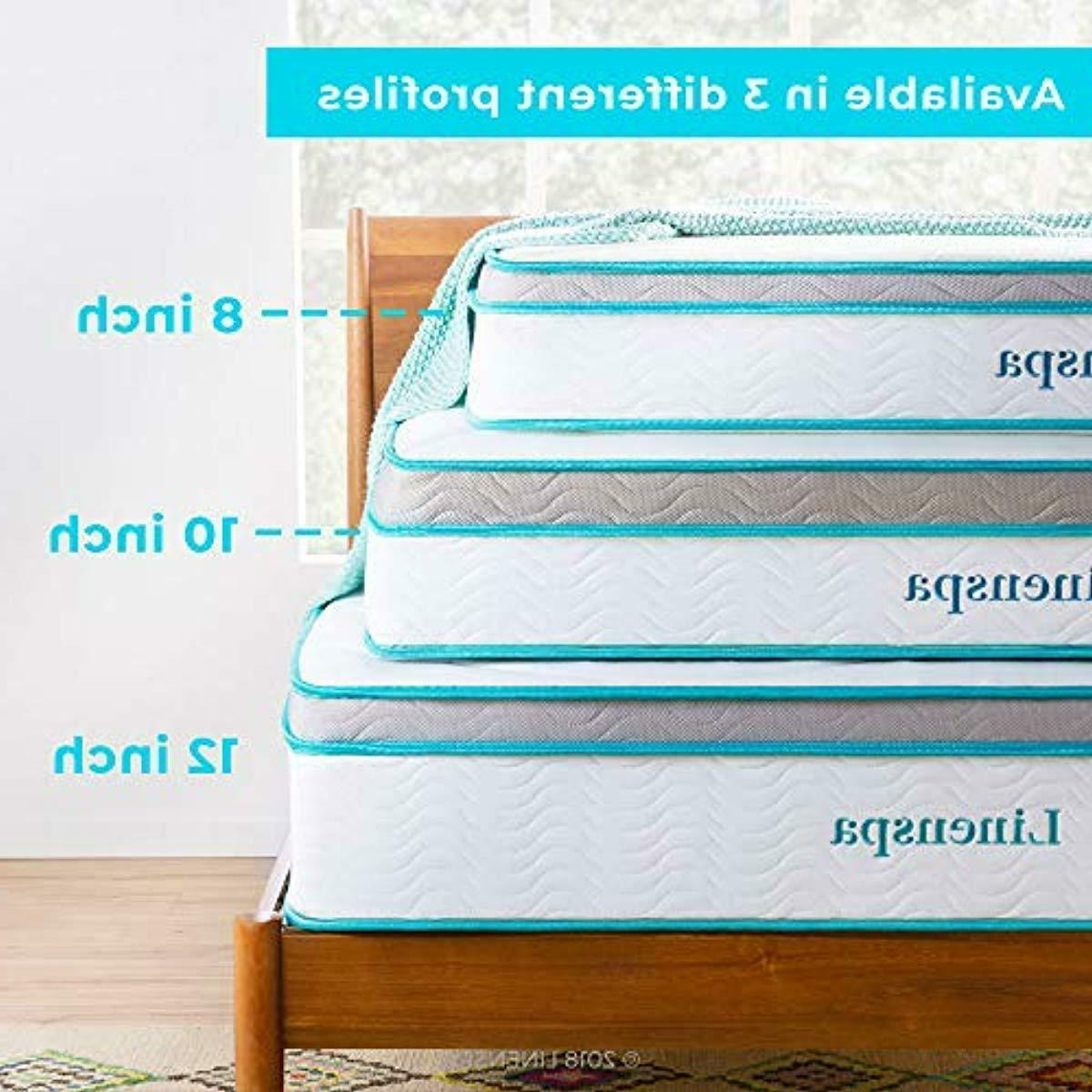 Home 10 Memory Foam and Mattress Twin NEW