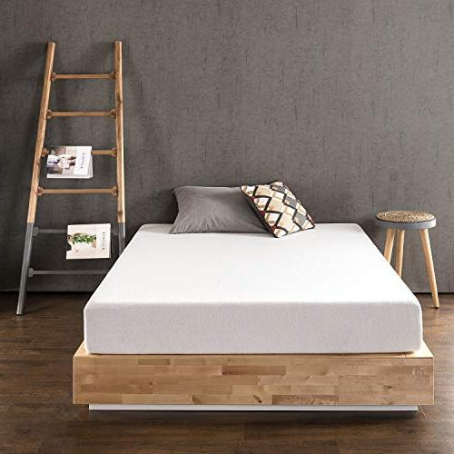 Best Price Mattress  10-Inch Memory Foam Mattress King NO TA