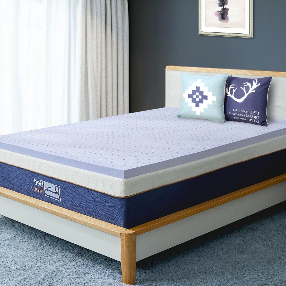 BedStory mattress 2inch Queen-size Cloth