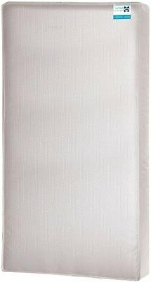 Sealy OptiCool 2-Stage Infant/Toddler Crib Mattress -Lightwe