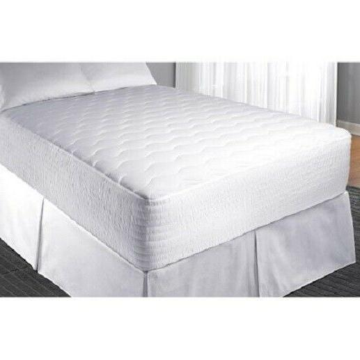 Beautyrest Quilted Memory Foam Mattress Pad in Multiple Size