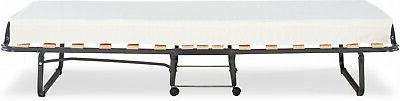 Durable Steel Rollaway Cot-Size with Memory