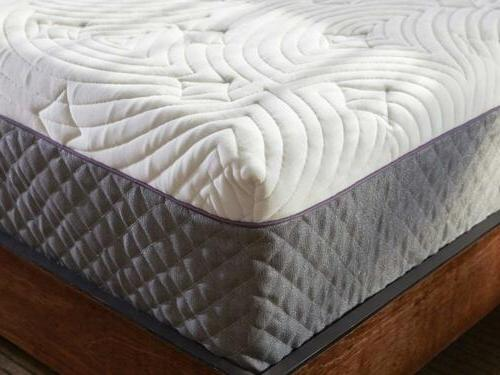 Sleep Shiloh Memory Foam Quilted Cover,...