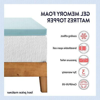 Best Price Queen Inch Memory Foam with Pad
