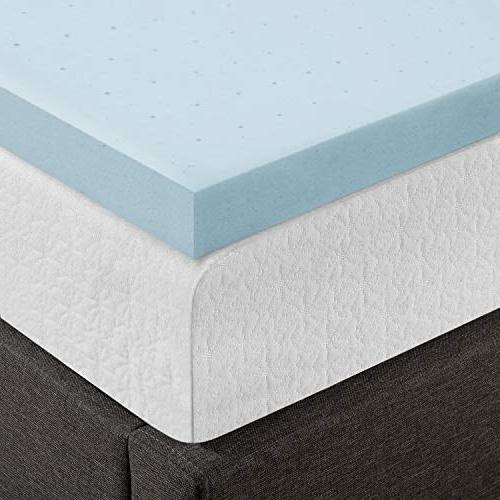 Best Mattress Topper - 3 Inch Bed with Mattress Size