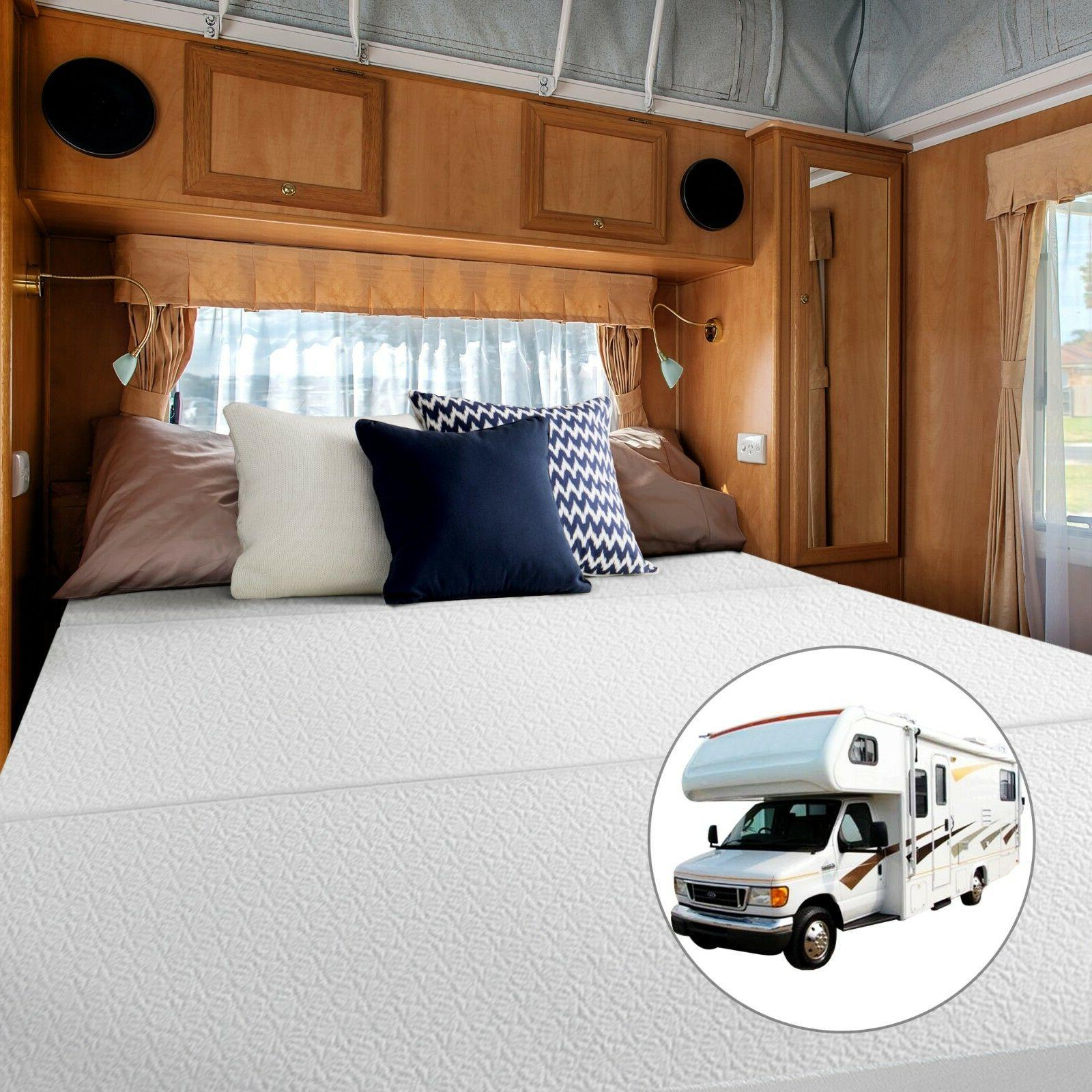 Tri Folding Portable RV Guest Bed, Camping