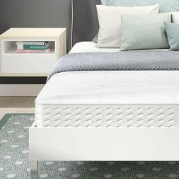 Signature Sleep Mattress Contour 8 Inch Coil Mattress Full S