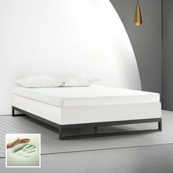 "Spa Sensations 4"" Mattress Topper, Multiple Sizes, with Ther"