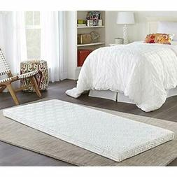 - Roll And Store Memory Foam Mattress Roll-Up Guest Bed/Floo