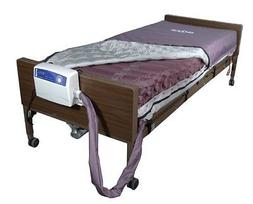 Med Aire Low Air Loss Mattress Replacement System with Alter