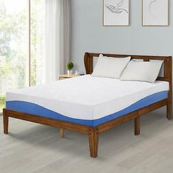 Memory Foam Mattress 10 Inch Gel-Infused  Bedroom  Cal King